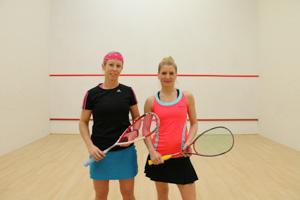 WO35-40 Finalists Hannah Wright-Davies vs Keeley Johnson
