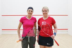 WO45 5th 6th Playoff Helen Barnard vs Alison Goy