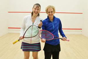 WO45 Finalists Rachel Woolford vs Fiona Mclean
