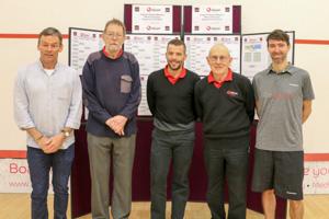 一Stuart Hardy the Referees (Colin, Andy, Brian) and Hadrian Stiff