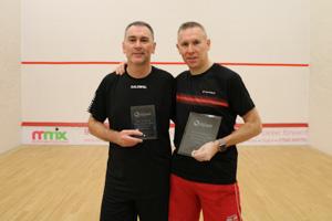 MO45 Finalists 1st Jonathan Gliddon 2nd Andy Normile