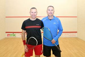 MO45 Finalists Jonathan Gliddon vs Andy Normile
