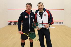 MO55 Finalists Ged Martin vs John Parkes