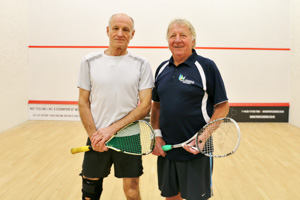 MO70 Finalists Christopher Goodbourn vs Chris Ansell