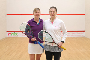 WO50 Finalists Rose Bamber vs Rachel Woolford