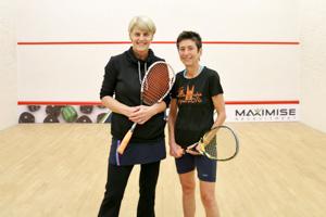 WO55 Finalists Karen Hume vs Sarah Howlett