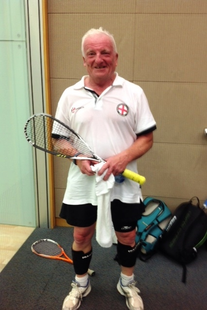 World Masters 2014 - Adrian Wright