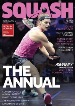 Squash Player Magazine